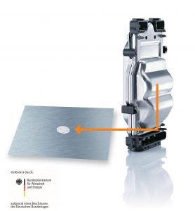 partielles Eloxieren, ein Beschichtungsverfahren zur Aluminiumveredelung von der Holzapfel Group