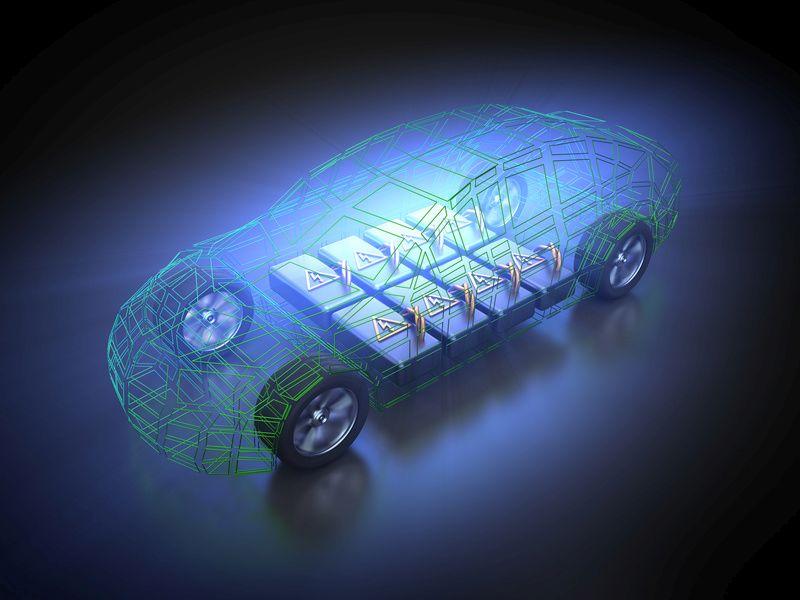 Oberflächentechnik für die Elektromobilität