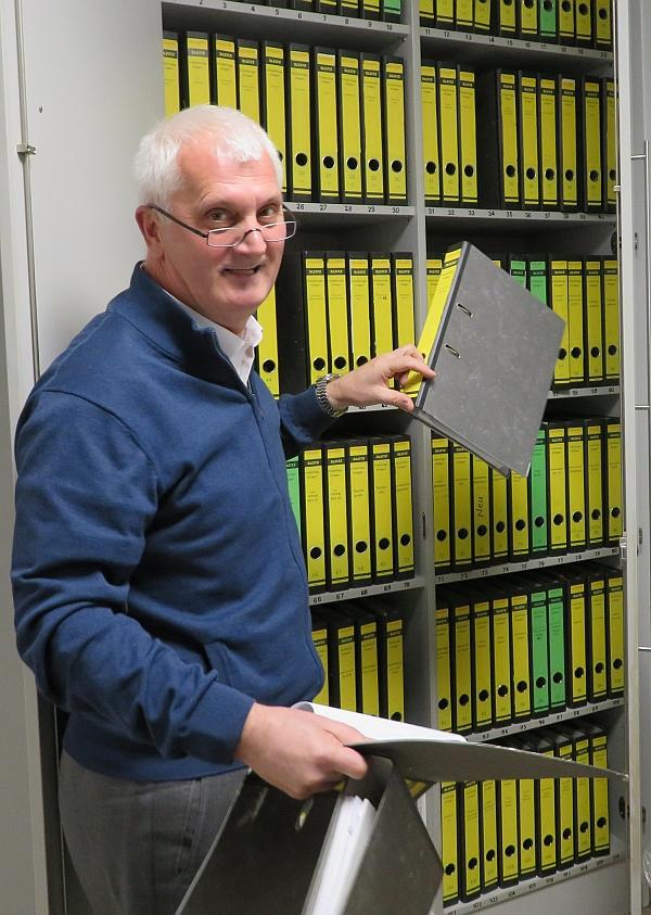Janusz Trzpis, Leiter TIH beim Beschichter Holzapfel Group