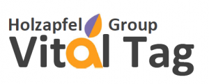 Logo des Vital Tags des Metallveredelers Holzapfel Group