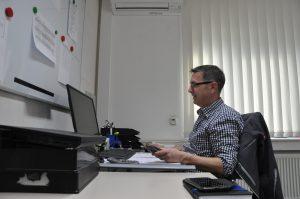 Peter Ditthardt, Fertigungssteuerung Holzapfel Metallveredelung