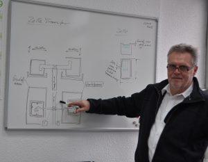 Innovationsmanager Michael Kolb, Holzapfel Group