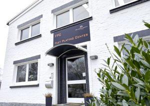 Fast Plating Center Holzapfel Group Gebäudeansicht